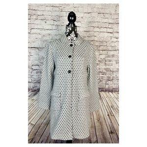 Le Tricot Perugia Women Long Virgin Wool Coat